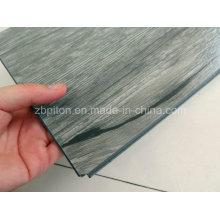 Holzmaserung PVC Vinyl Klicken Sie auf Bodenfliese