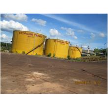 45T / H china design avançado equipamento de processamento automático de óleo de palma para frutos de palma FFT