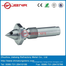 Tzm for Hot Runner Nozzles