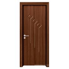 Porte intérieure en PVC (FXSN-A-1060)
