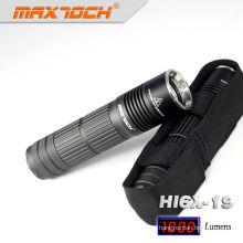 Maxtoch HI6X-19 Cree T6 Multifnction 26650 linterna LED bombilla