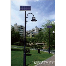 12W LED Solar Garden Light