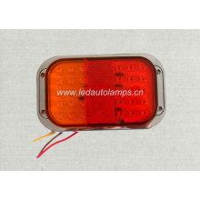 Caoutchouc à l'eau, indicateur, feux stop avec E-MARK Approbation LED Rétroviseur arrière