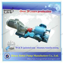 Heat Preservation Mobile Oil Gear Pump (WQCB)