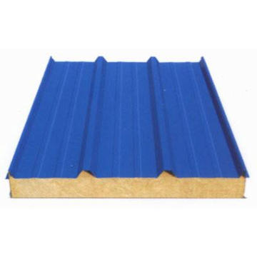 Rock Wool Sandwich Panel cho lợp
