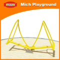 Outdoor Playground Metal Seesaw for Kids