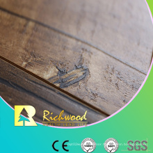 Wax Coating Eir HDF Laminated Wood Flooring
