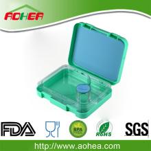 도매 BPA 무료 도시락 점심 상자 아이 음식 컨테이너에 대 한 누설 방지