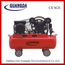 Compresseur d'air entraîné par courroie CE SGS 72L 2HP (V-0.17 / 8)