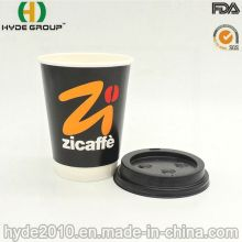 High Quality Double Wall Coffee Takeaway Paper Cup with Printng