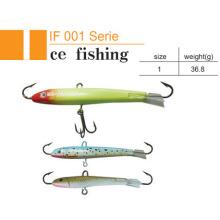 Leurre de pêche sur glace en plomb 001