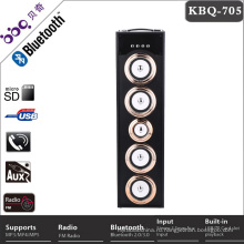 Поддержка usb-драйвер Bluetooth спикер сделано в Китае с LED свет диско