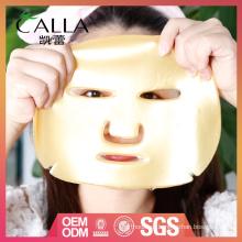 Máscara facial de bio-colagénio de ouro OBM Antiaging