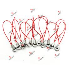 Chaveiro personalizado corda / alça de telemóvel / telefone corda bracelete do aparelho (ksh51111)