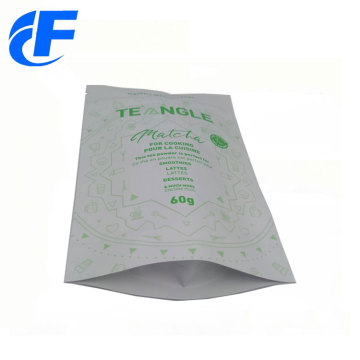 aluminum foil plastic stand up pouch for nuts