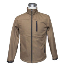 Windproof Outdoor Softshell Jacket With Heating