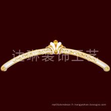 Accessoires de matériaux décoratifs de style européen et de luxe Dl-5017