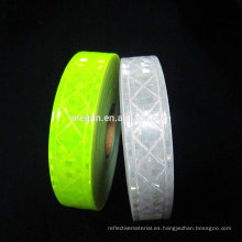 Cinta reflectante de costura de PVC para ropa de seguridad / pantalones / zapatos / gorra
