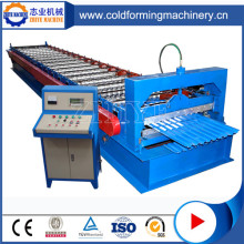 Hot Sale Double Layer Roof Tiles Forming Machinery