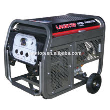 High quality 4.5KW Air-cooled Portable Diesel Generation with 418cc engine