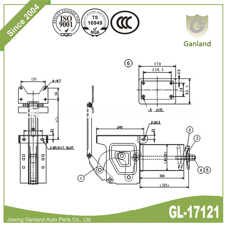 Safety Opening Device gl-17121
