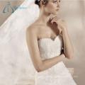 Tulle Satin Sleeveless 2017 Mermaid Wholesale Wedding Dress Turkey