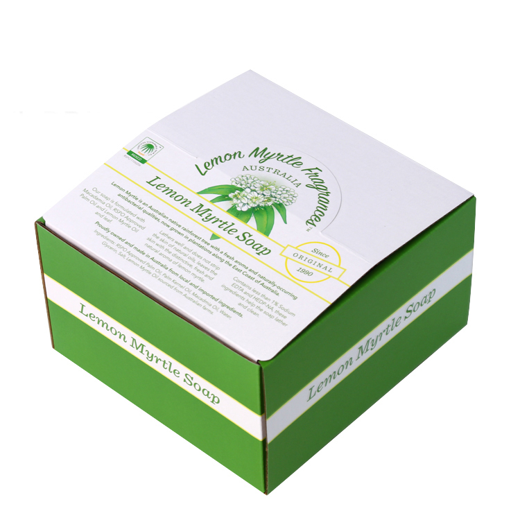 Custom Design Print Paper Display Box Carton