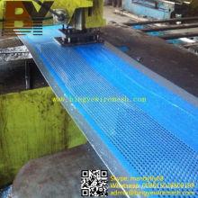 Cerca de malha de metal perfurado galvanizado