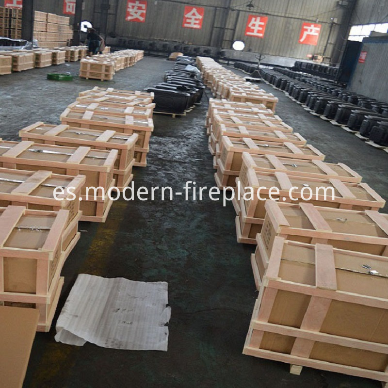 Wood Small Stoves For Sale Packaging