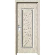 heißer Verkauf modernen Interieur-Pvc-Tür