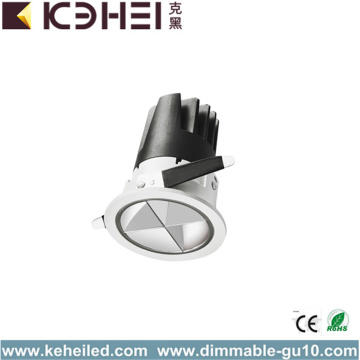 7W COB 3000K LED Spotlight wall wash verlichting
