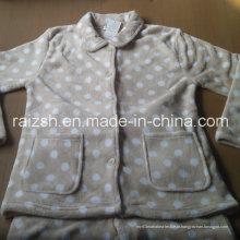Casual e confortável Soft Warm Robe Home Wear