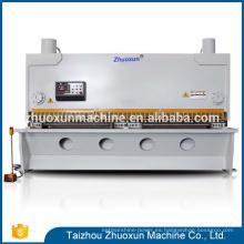 Luxuriant In Design Plate Cuttings Sheet Metal Sharing Shearing Machine usado