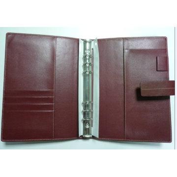 Belt Closure, dossier de fichiers PU, organisateur