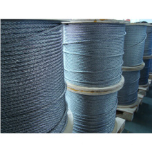Factory Steel Wire Rope (stainless steel)