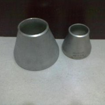 Butt welded steel sch40 CR pipe fitting reducer