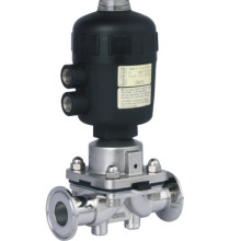 Pneumatic Clamped Diaphragm Valve