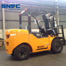 Empilhadeira 5Tons Fork Lifter Equipments Truck
