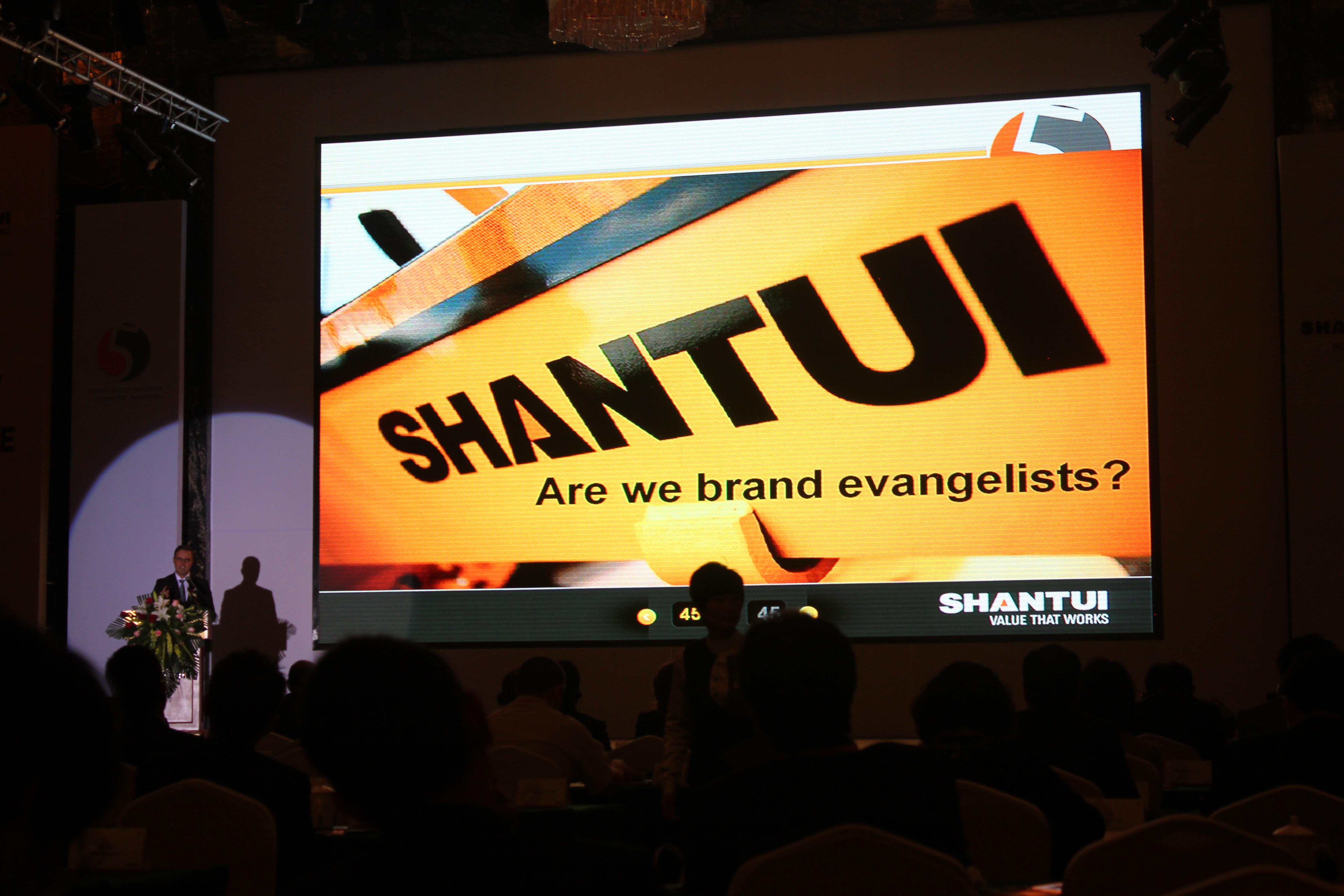 SHANTUI Brand