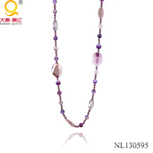 Fashion Agate Necklace Jewelry