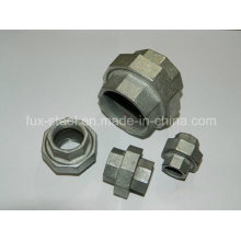 En 10242 Galvanized Pipe Fitting Union