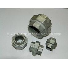União de encaixe a tubulação galvanizada EN 10242