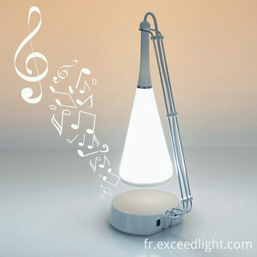 Bluetooth LED Table Lamp