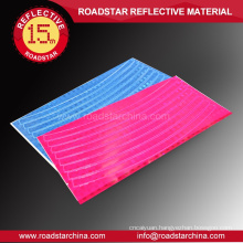 Fadeless durable PVC reflex wheel sticker