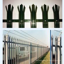 Heißer Verkauf Palisade Zaun von der Fabrik