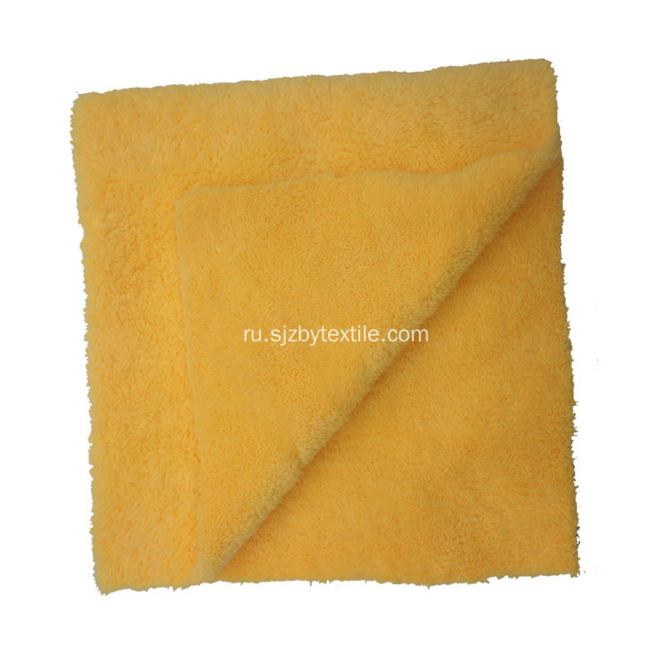 Dry Cloth Absorbent Microfiber Car Window Cleaning Towel
