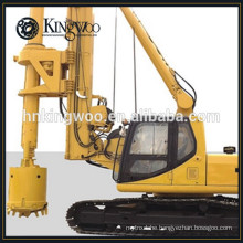 Widely used full hydraulic crawler type small piling machine