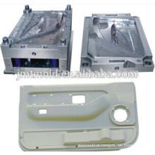 Carro porta painel interno molde plástico, molde de painel de auto