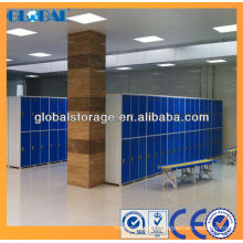 Plastic Lockers-Inner View