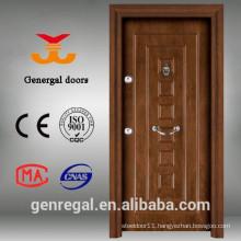 Reinforced Armour Turkish Wood Entrance Doors